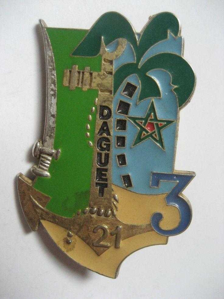 French Infantry Marine 3rd Company 21 Rima OPN Daguet 1st Gulf WAR | eBay