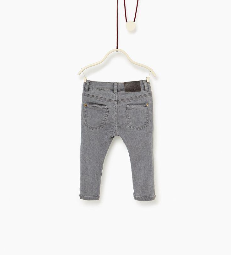 ZARA  - Gekleurde jeans, skinny fit. aw16