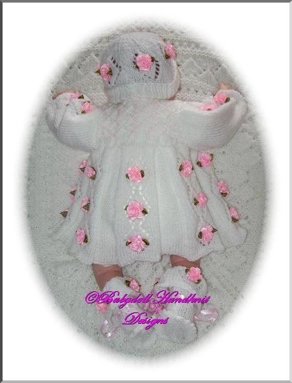 FREE Newborn Layette-layette, newborn, bonnet, bootees, coat