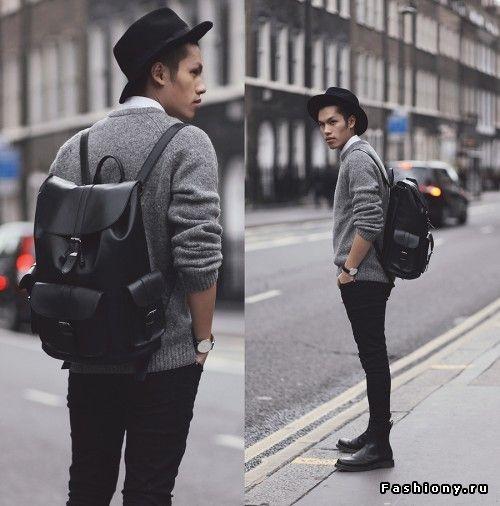 Мужская уличная мода.Блоги (4)