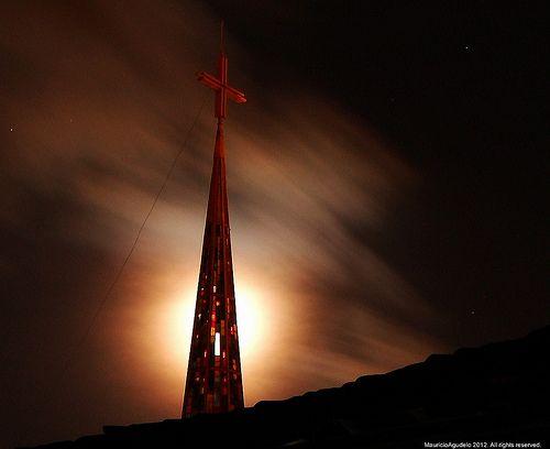 La Luna en Sonsòn Antioquia Colombia