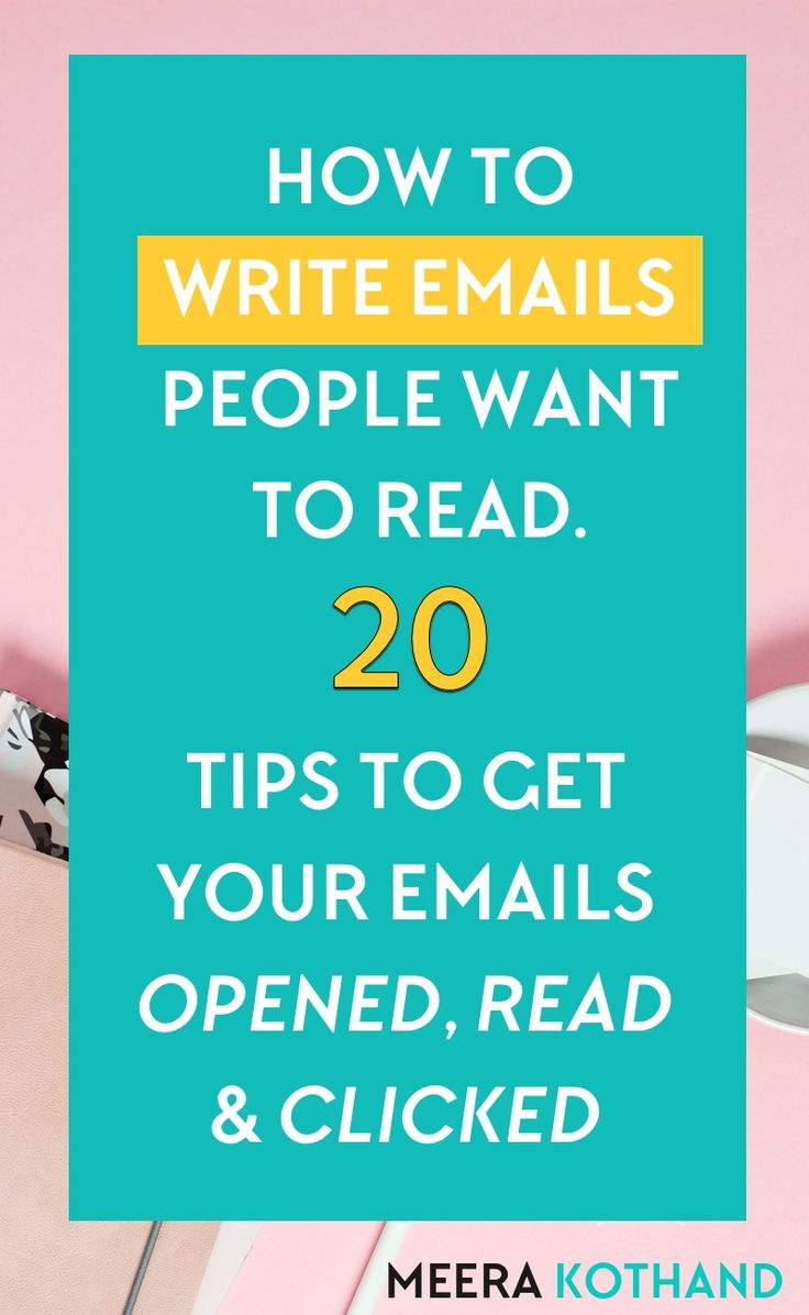 Does it feel like an uphill task to get subscribers to open and act on your emails? If you feel like your emails are being ignored, this post will give you 20 nifty hacks that help your emails get opened, clicked and read. You'll also know the NO #1 factor that determines why a subscriber opens your email.