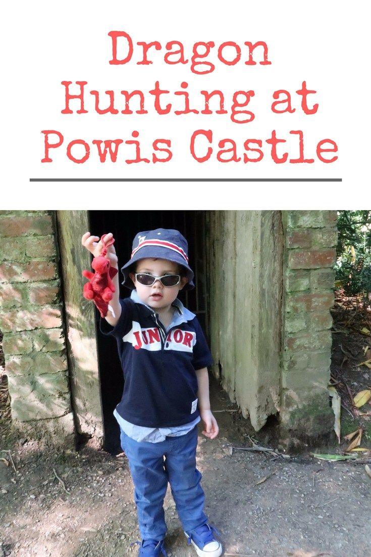 dragon hunting at powis castle