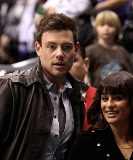 Cory and Lea at Vancouver Canucks vs Los Angeles Kings Game