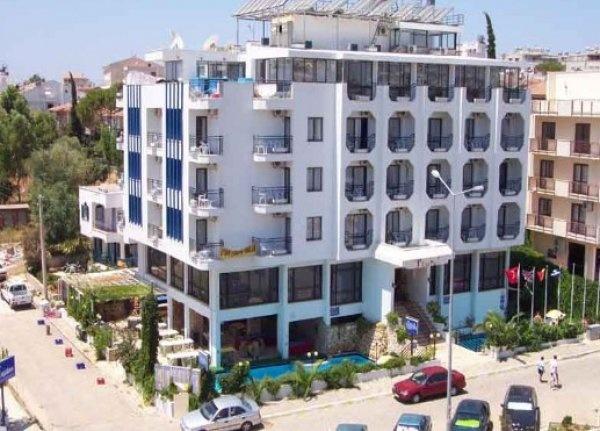 Genel Bilgiler  Temple Hotel, İzmir Havaalanı'na 180 km,Bodrum Havaalanı'na 85 km uzaklıkta olup,tesis denize 250 mt mesafededir.  Otel Özellikleri Bahçe, Bar, Çamaşır Yıkama-Ütü, Çocuk Havuzu, Emanet Kasası(Lobi'de), Fitness, Kapalı Restaurant, Kuafor ( Bay ), Kuru Temizleme, Otopark, Sauna, Televizyon Odası, Uyandırma Servisi, Wireless,  Pansiyon Bilgileri Yarım Pansiyon  Sabah Kahvaltısı (07.30-09.30)  Akşam Yemeği (19.30-21.30)