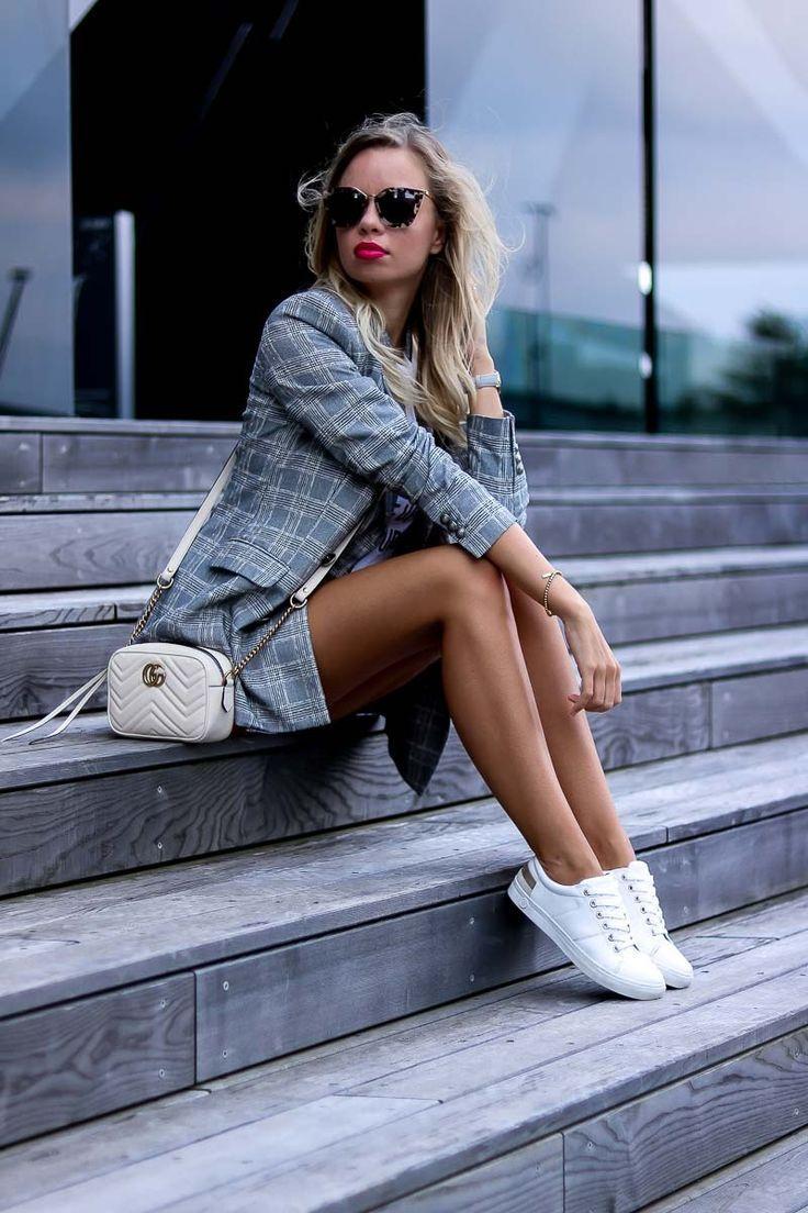 d941e5d8147 Casual Summer Outfit with Zara Blazer