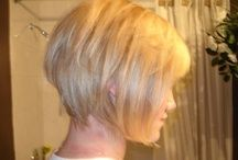 cute hairstyles for short thin straight hair - Google Search