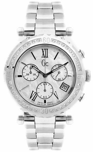 Guess Collection Chronograph Ladies Watch......like but would like some gold in it as well!