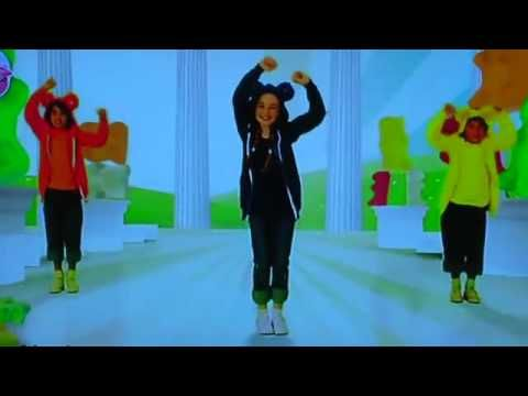 I am a Gummy Bear Just Dance Kids 2 The Gummy Bear Song Spanish Version - YouTube