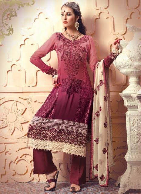 Pakistani Salwar Kameez Dresses by Indian Online Fashion Stores | Pakistani Dresses by Indian Designers | Fashion Asian