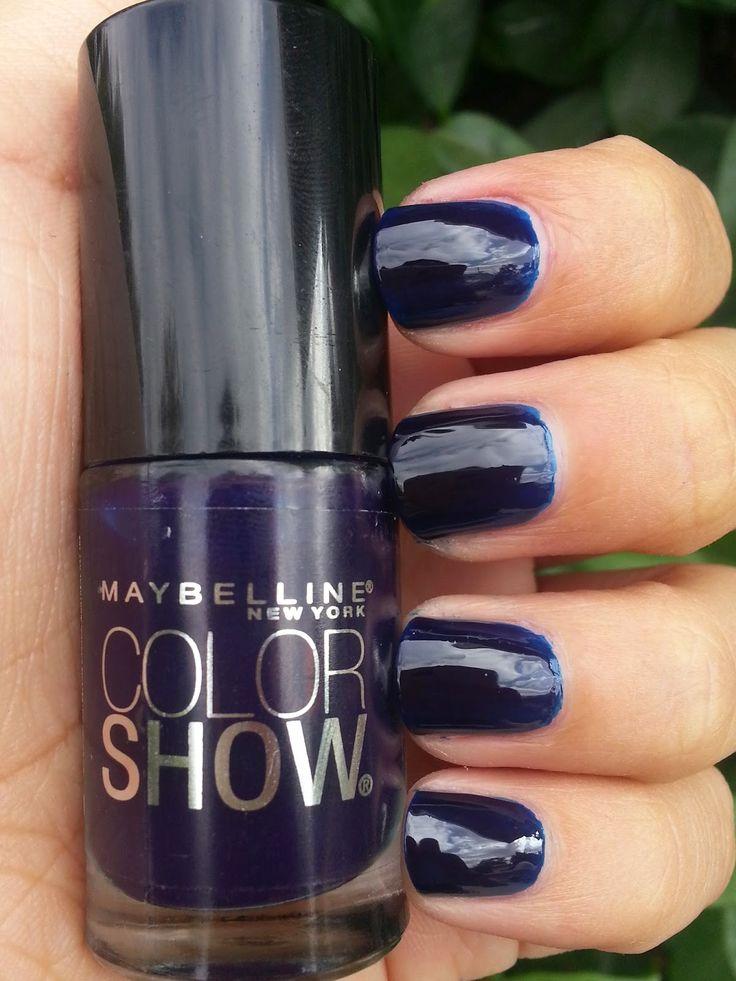 109 mejores imágenes de Nails en Pinterest | Maybelline, Color y ...