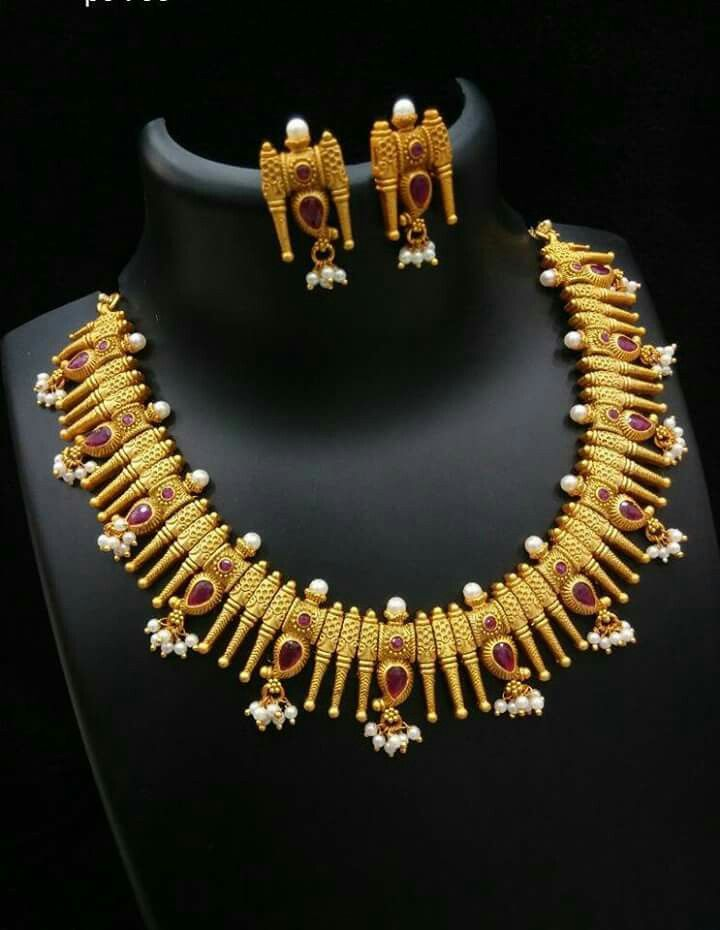 #gold #jewel #southindian