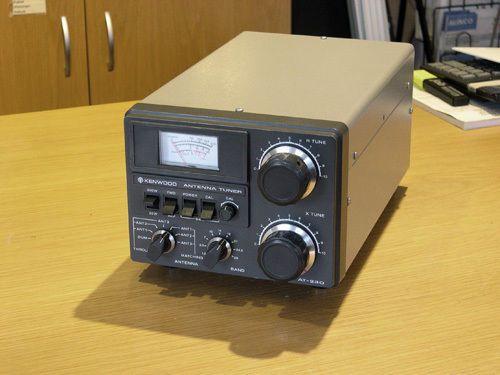kenwood at 230 atu antenna tuner ham radio amateur matches. Black Bedroom Furniture Sets. Home Design Ideas