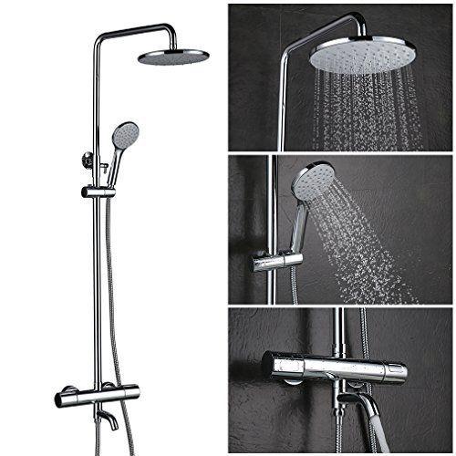 1000 id es sur le th me douche cascade sur pinterest f tes salles de bains - Colonne de douche avec jet cascade ...