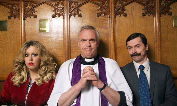 Greg Davies on Man Down series 3: how much more can hapless Dan take?