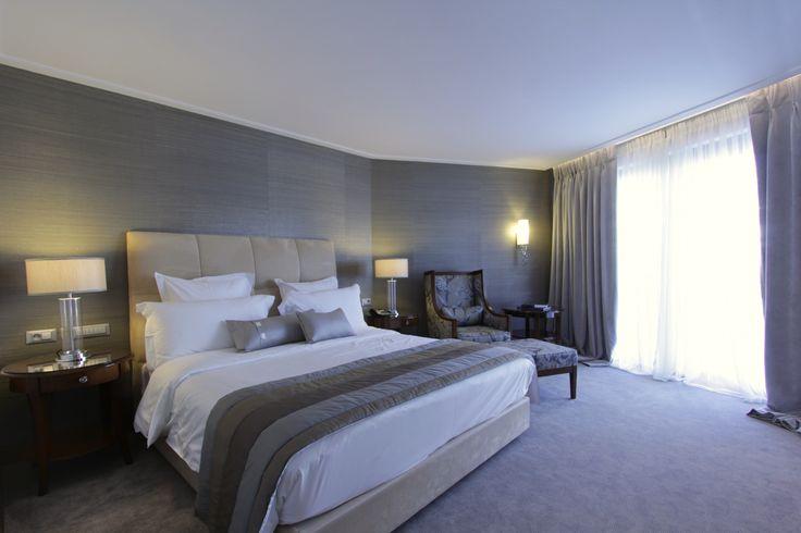 "5 star hotel ""du lac"" / Ioannina - Greece / suite / interior designer Sissy Raptopoulou"