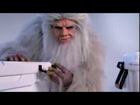 Find out what a Yeti thinks about the coolers in this humorous YouTube video!
