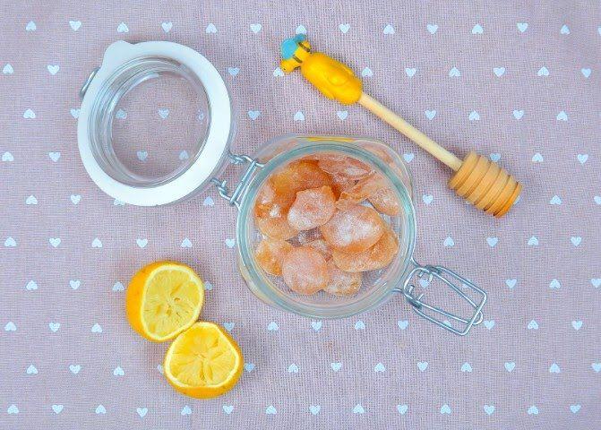 Come preparare le caramelle per la gola