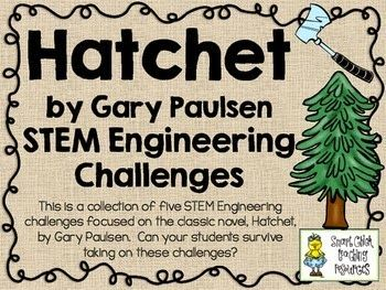 I love combining our classroom novels with STEM challenge ideas!  Recently, we did this STEM challenge after reading about one third of the ...