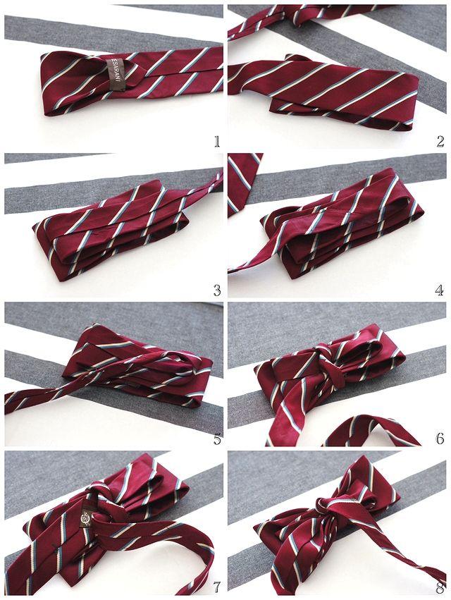 蝶ネクタイの作り方。簡単におしゃれになれる方法 | iemo[イエモ]