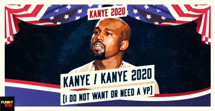 Presidential Slogans For Kanye West
