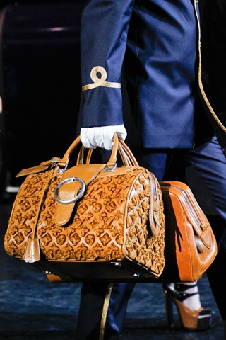 Louis Vuitton travel luggage...LoVe!
