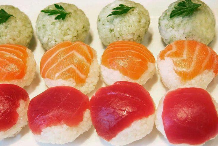 Temari sushi | Recetas Japonesas en español!