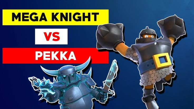MEGA KNIGHT VS PEKKA. Clash Royale Battle. Clash Royale Tournament. Funny Clash Royale Montage Fails Trolls. Clash Royale Super Battle.       Join Us       Official Facebook Page: http://ift.tt/2w1NkjS   Official Twitter: https://twitter.com/clash_with_ray   Official Pinterest: http://ift.tt/2jTPMmu   Official SubReddit: http://ift.tt/2rKyTyy             Background Music:  Clash Royale Sudden Death [NEW VERSION] [EXTENDED]  https://www.youtube.com/watch?v=X_glVY1ZY1w  Outro Music: TheFatRat…