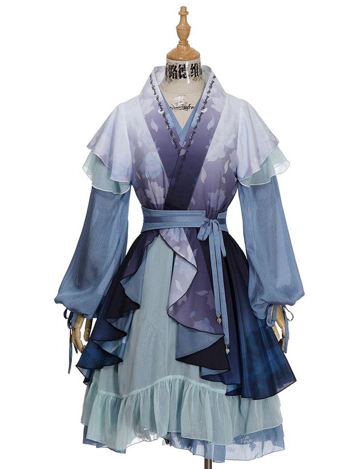 Front View when cuffs tightened (petticoat: UN00026)