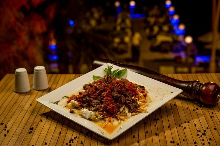 Yöremizden gelen bir lezzet ''Çökertme Kebabı''