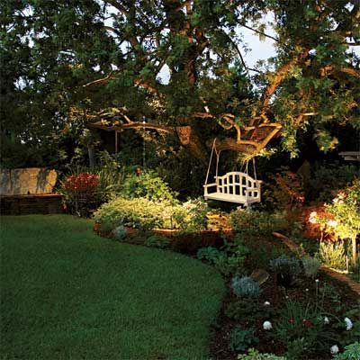 All About Landscape Lighting | Lights, Gardens and Garden