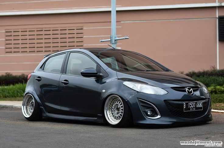 Mazda 2. Visit www.myhatchback.com for more awesome hatches!