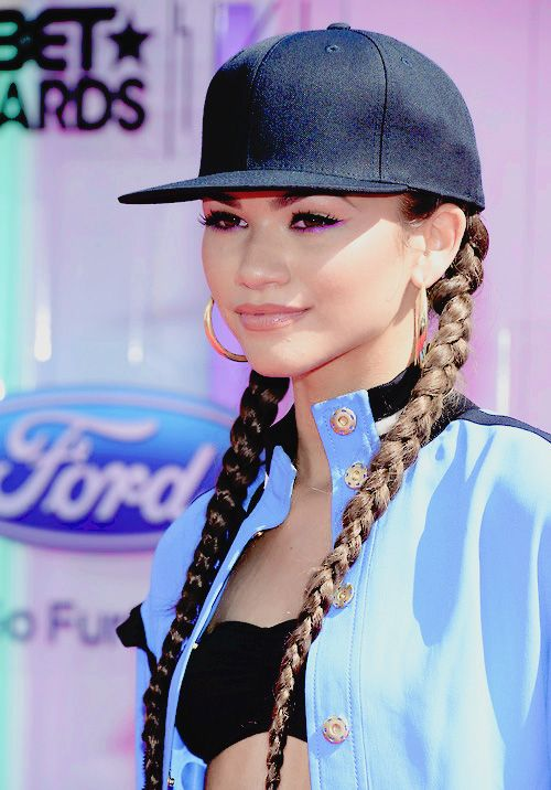 Zendaya Coleman attends the BET Awards 2014 at Nokia Theatre L.A. LIVE on June 29, 2014 in Los Angeles, California.