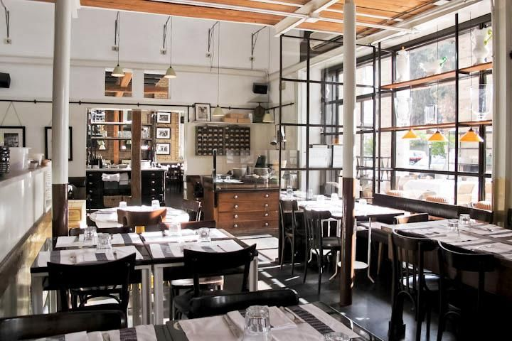 Gusto - Rome, Italy - Wine Bar, Pizzeria, Cheese Shop + Emporio (cooking store).