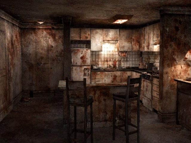 Silent Hill Community: Silent Hill 4 The Room Images