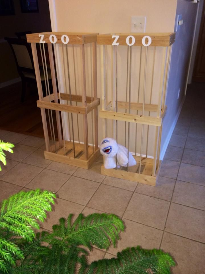 Stuffed Animal Zoo Cage Storage Idea For Kids Rooms Kids