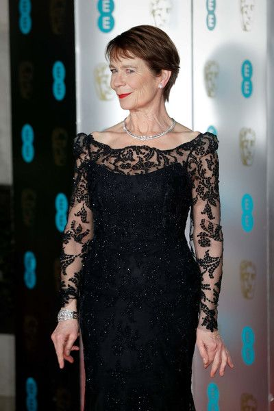 Celia Imrie Photos - Celia Imrie attends the EE British Academy Film Awards (BAFTA) gala dinner held at Grosvenor House, on February 18, 2018 in London, England. - EE British Academy Film Awards Gala Dinner - Red Carpet Arrivals