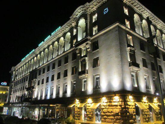 Sofia hotel balkan a luxury collection hotel sofia buscar con google
