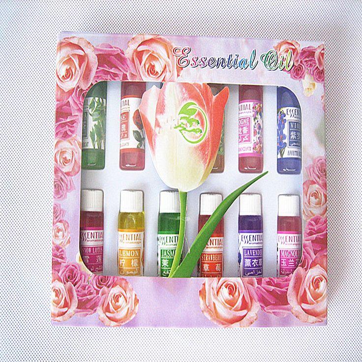 12 Flaschen ML SPA Pflanze ätherische öle Mit Aromatischen Aromatherapie öl  Haushalt Täglich Lieferungen Gehärtet Geschmack Hause Luft Pflege