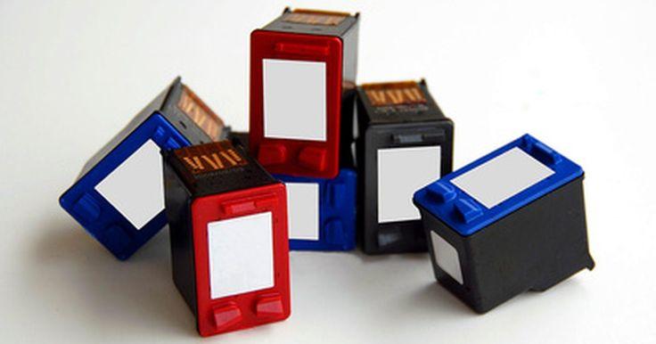 Cómo limpiar los inyectores de la impresora HP Photosmart C4280 . La HP Photosmart C4280 al igual que otras impresoras Photosmart de HP, utiliza la tecnología de inyección de tinta para imprimir en color y en blanco y negro. Si observas que la calidad de impresión de la impresora se ha vuelto manchada o irregular, debes limpiar los inyectores de la impresora. Estos inyectores rocían pequeñas gotas de tinta sobre ...