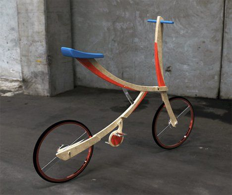 Wheely Great Ideas: 10 Cool Bike Technology Concepts