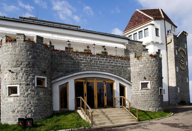 Hotel Castel Dracula - Piatra Fantanele - Bistrita - Romania