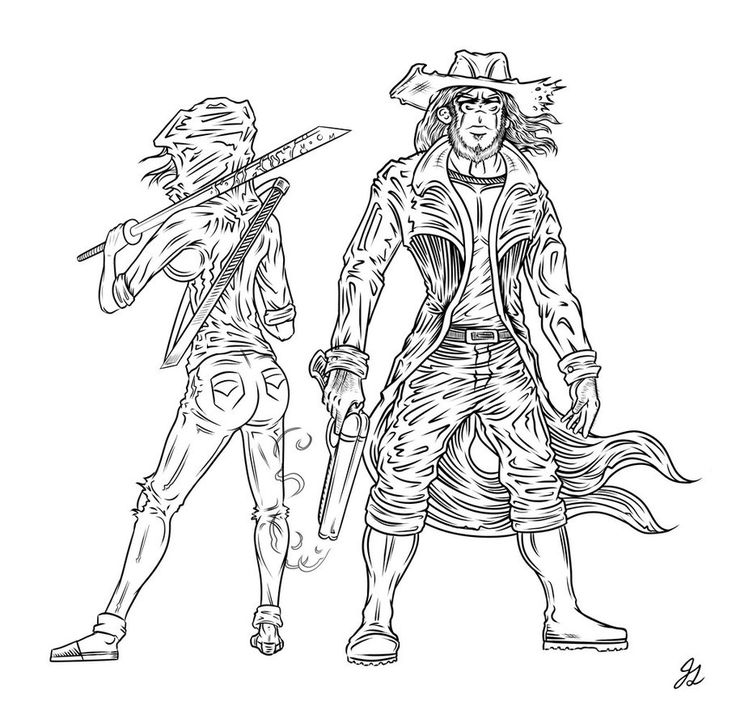 Chimpman-Z Character Illustration by JesseGiffin on DeviantArt