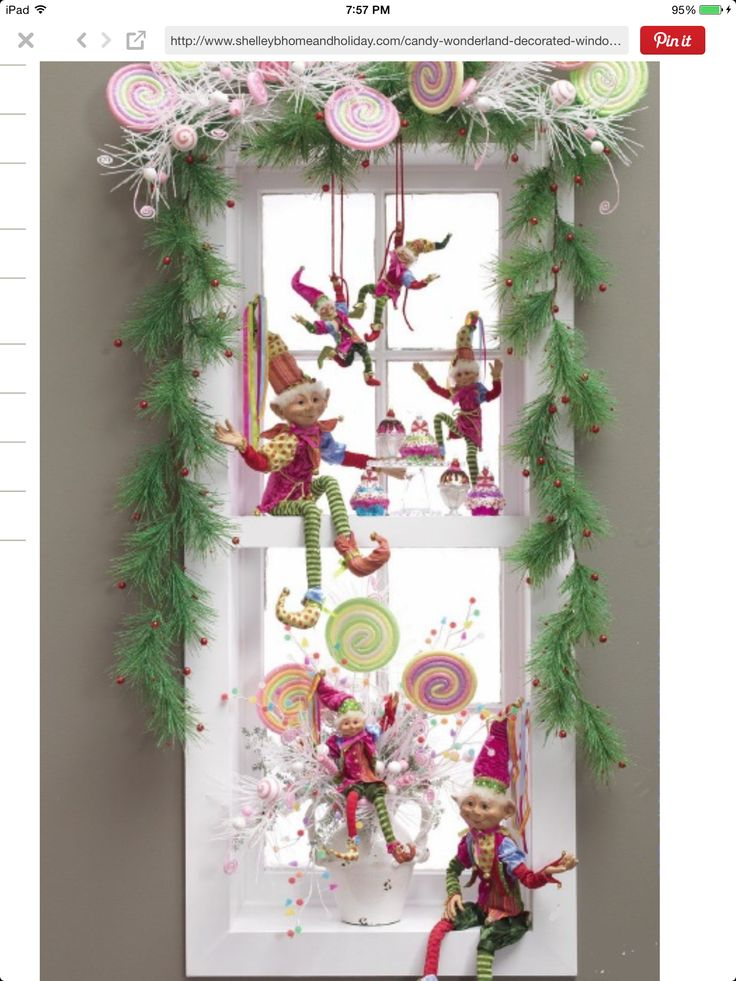Best 9 swieta images on pinterest christmas ideas merry christmas you can find these elves and candy decorations at the corman marketplace too as the card rack turns 12 easy diy christmas decorating ideas solutioingenieria Image collections