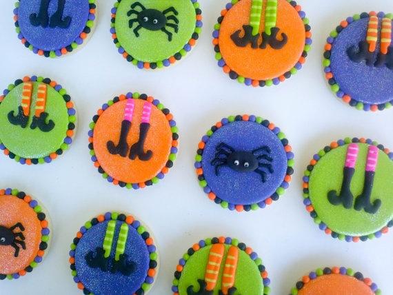 halloween cookies - Halloween Cookie Decorations