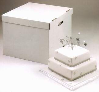 büyük boy pasta kutusu