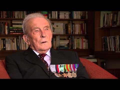 Bomb aimer and Dambuster George 'Johnny' Johnson talks to the RAFBF about WC Guy Gibson.