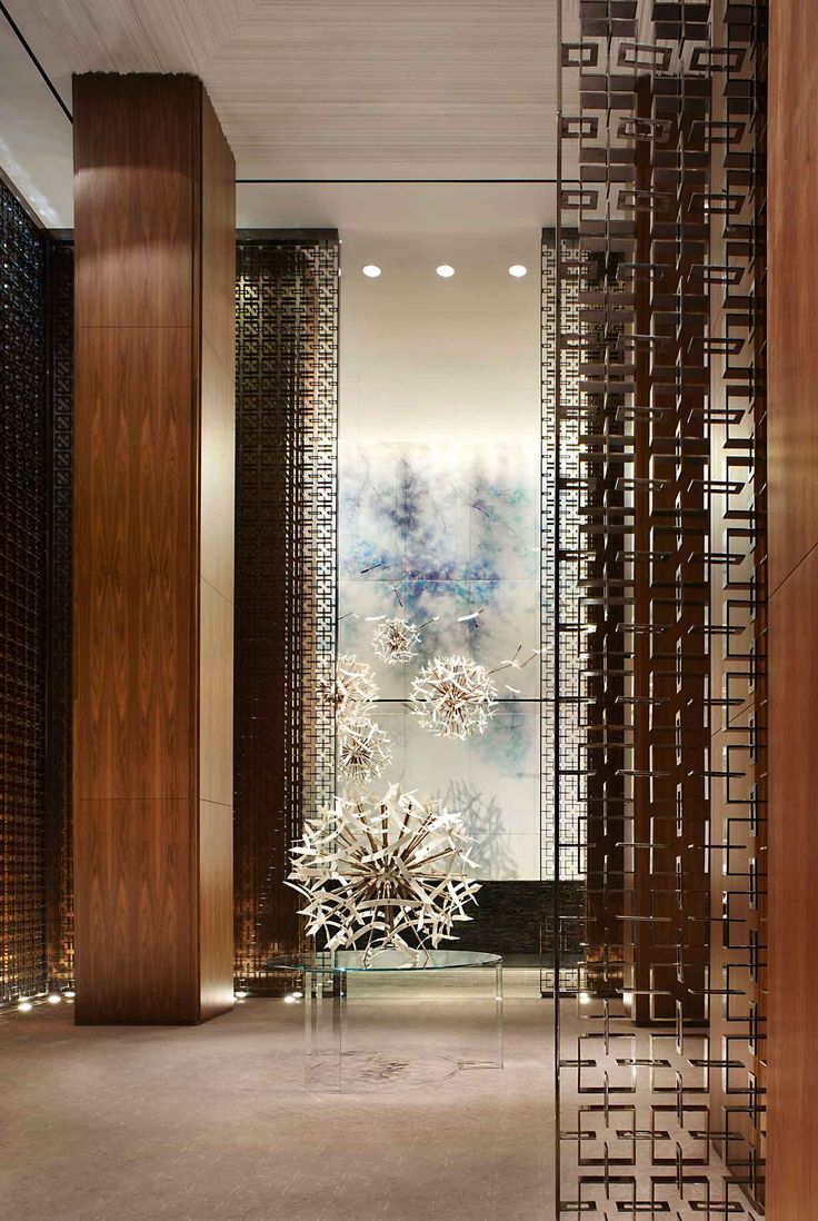 Four Seasons Hotel Toronto by Yabu Pushelberg | http://www.yellowtrace.com.au/yabu-pushelberg/
