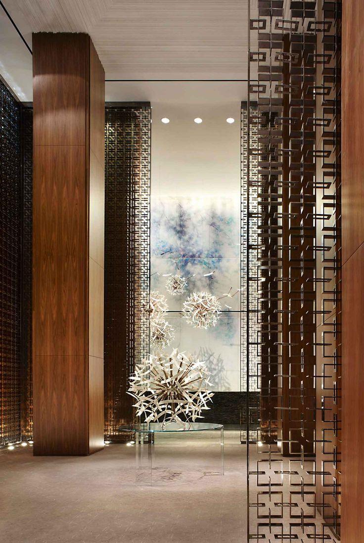Four Seasons Hotel Toronto by Yabu Pushelberg | http://www.yellowtrace.com.au/yabu-pushelberg/