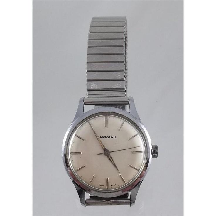 Vintage Garrard men's watch. | Oxfam GB | Shop - FashionFilmsNYC.com